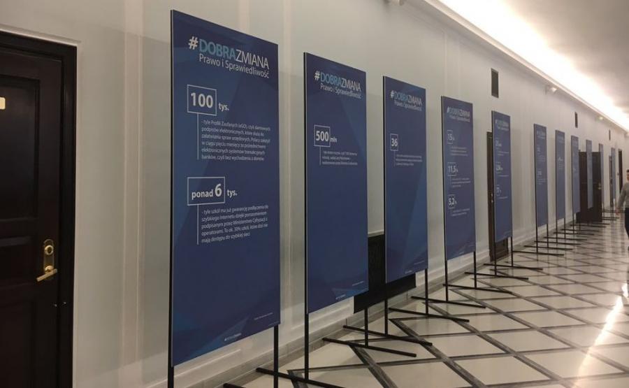 Wystawa w Sejmie