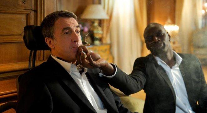 François Cluzet oraz Omar Sy w niezapomnianej scenie z \