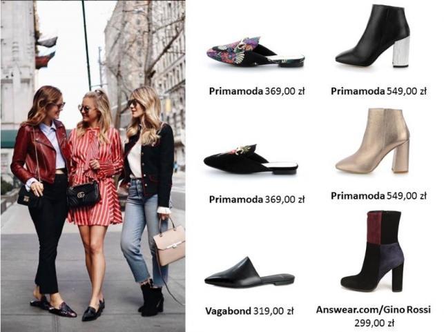 37402d7e837ad Modne buty na wiosnę i lato 2017. 6 hitowych modeli - Zdjęcie 1 ...