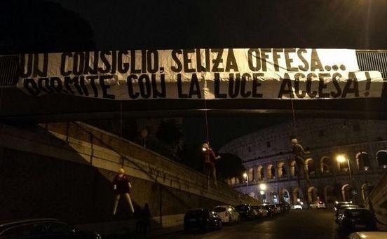 Skandal w Rzymie