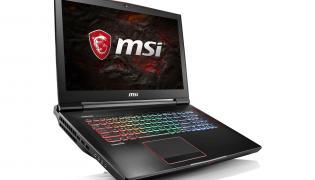 MSI GT73 7RX