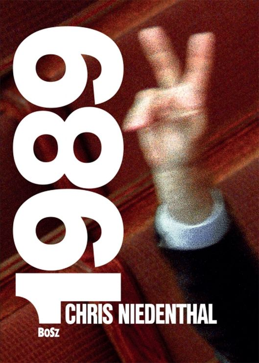 "okładka albumu Chrisa Niedenthala ""1989"""