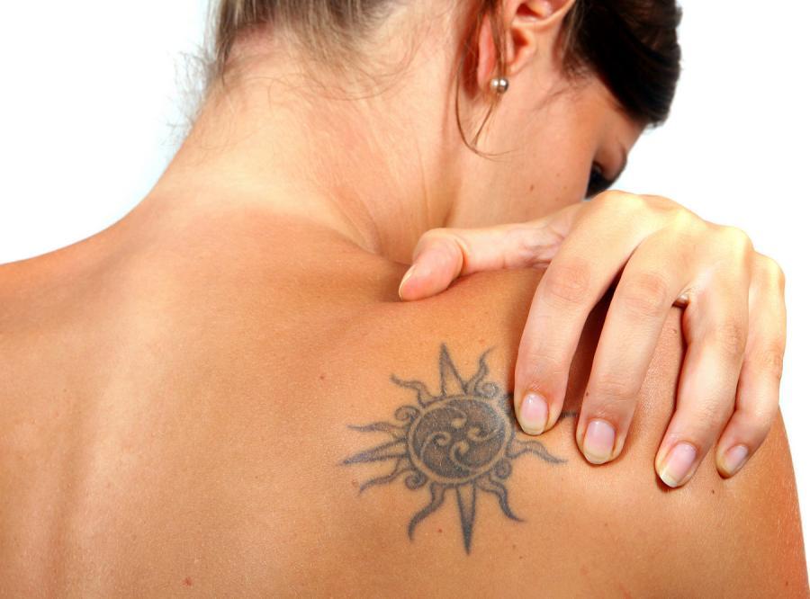 Gdy tatuaż swędzi i piecze