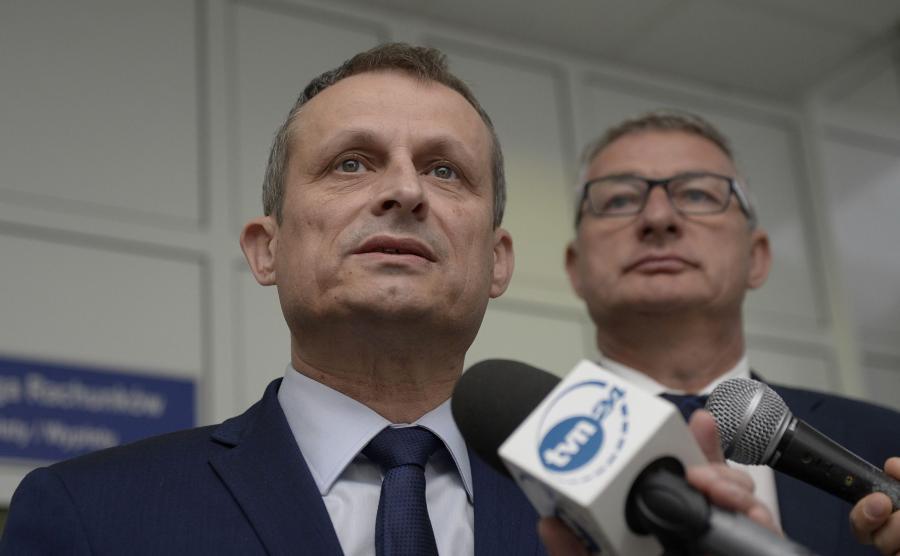 poseł Zdzisław Gawlik