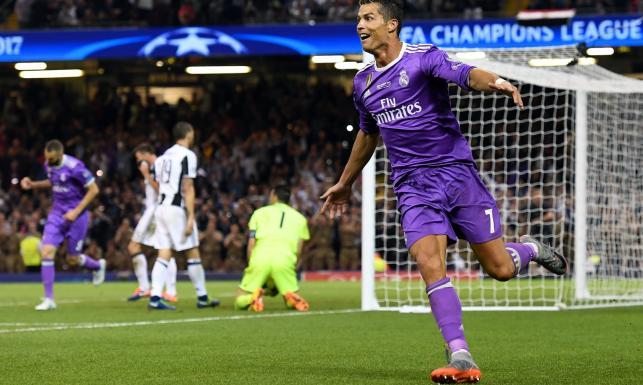 Liga Mistrzów: Historyczny wyczyn Realu. Juventus w finale wylądował na \