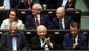 Jarosław Kaczyński Mazurek Błaszczak Terlecki