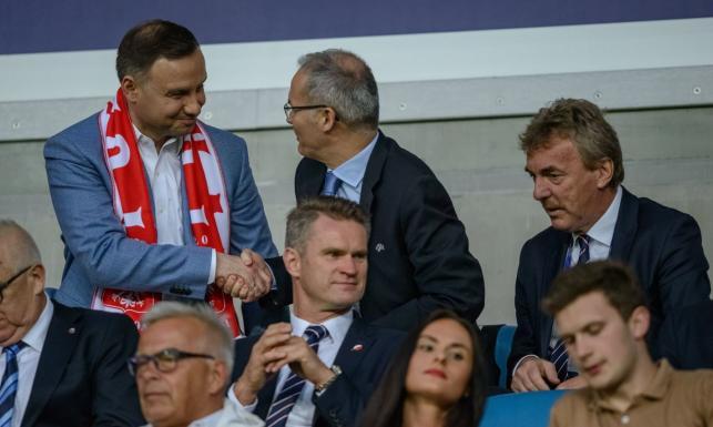 Mistrzostwa Europy U-21. Andrzej Duda szczęścia nie przyniósł. Polska przegrywa ze Słowacją 1:2