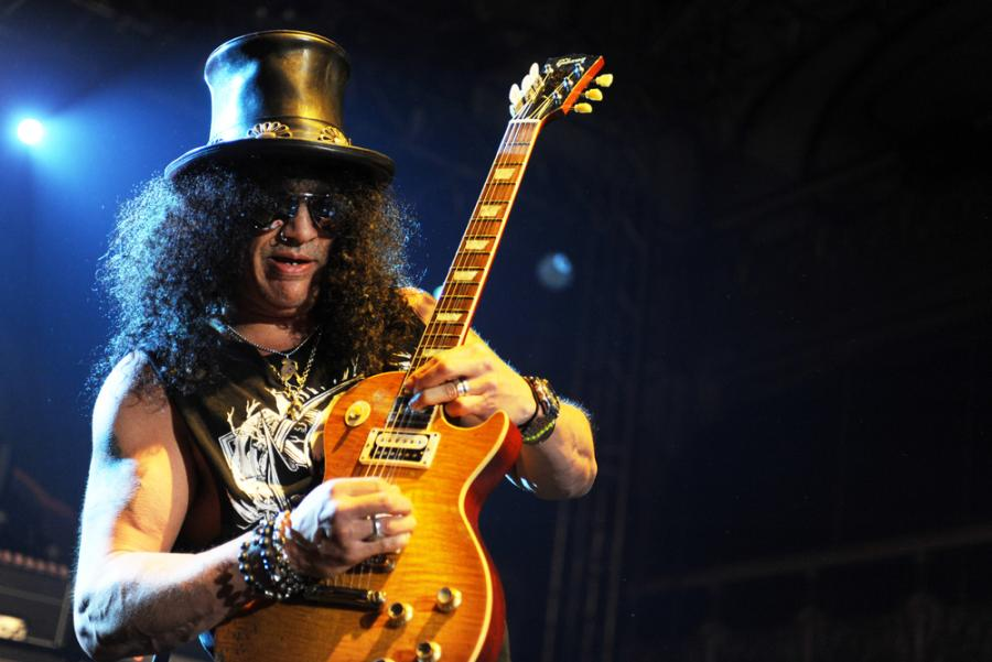Slash - Guns N\' Roses
