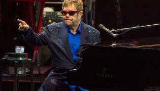 Elton John  fot. K. KUBUŚKA / Fundacja Peace Festival.
