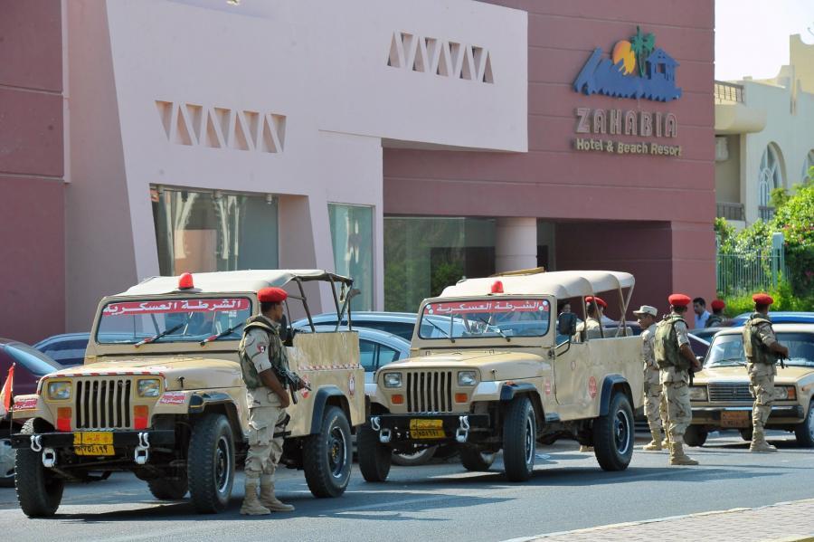 Ośrodek wakacyjny w Hurghadzie