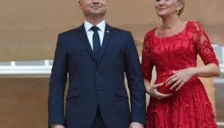 Andrzej Duda i Agata Kornahuser-Duda