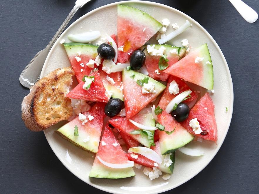 Sałatka arbuzowa