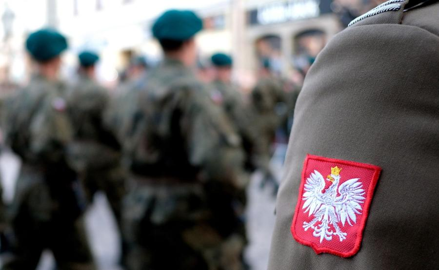 Żołnierze Wojsk Obrony Terytorialnej