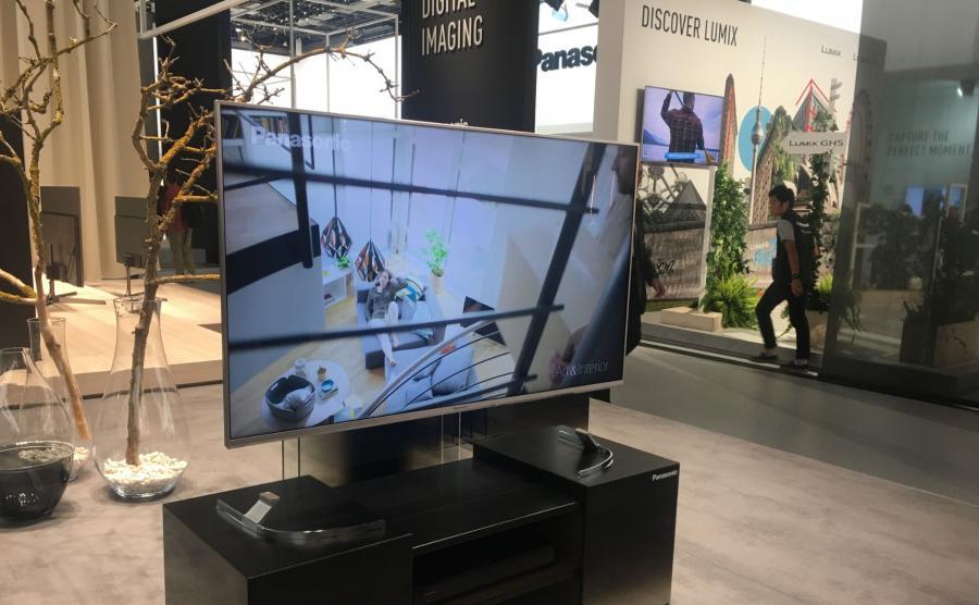 IFA - LCD Panasonic