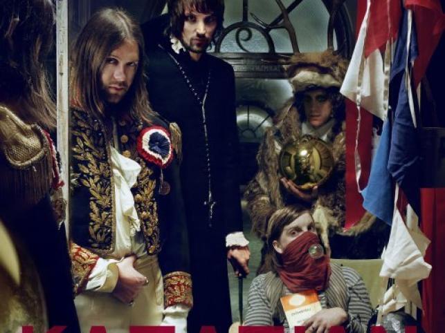 Kasabian nagrał najlepszą płytę 2009 roku
