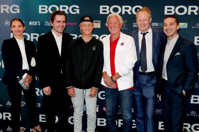 """""""Borg/McEnroe. Między odwagą a szaleństwem"""" w kinach od 27 października"""