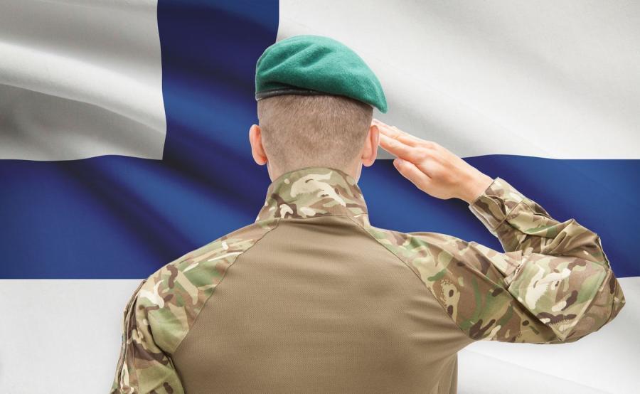 Fińska armia