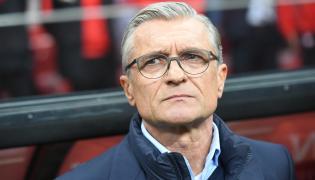 Trener reprezentacji Polski Adam Nawałka