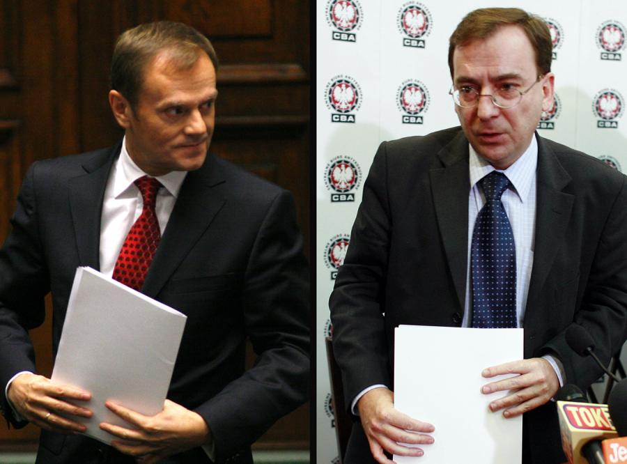 Premier spotka się z szefem CBA