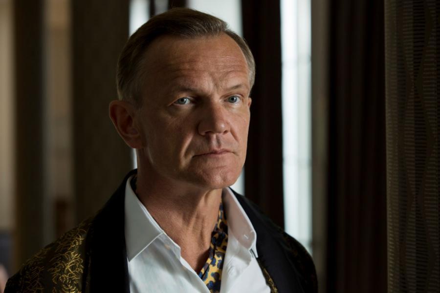"""Cezary Pazura w filmie """"Pitull. Ostatni pies"""" fot. Krzysztof Wiktor (c)Ent One Investments"""