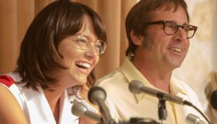 Emma Stone i Steve Carell