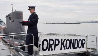 ORP Kondor, okręt klasy Kobben