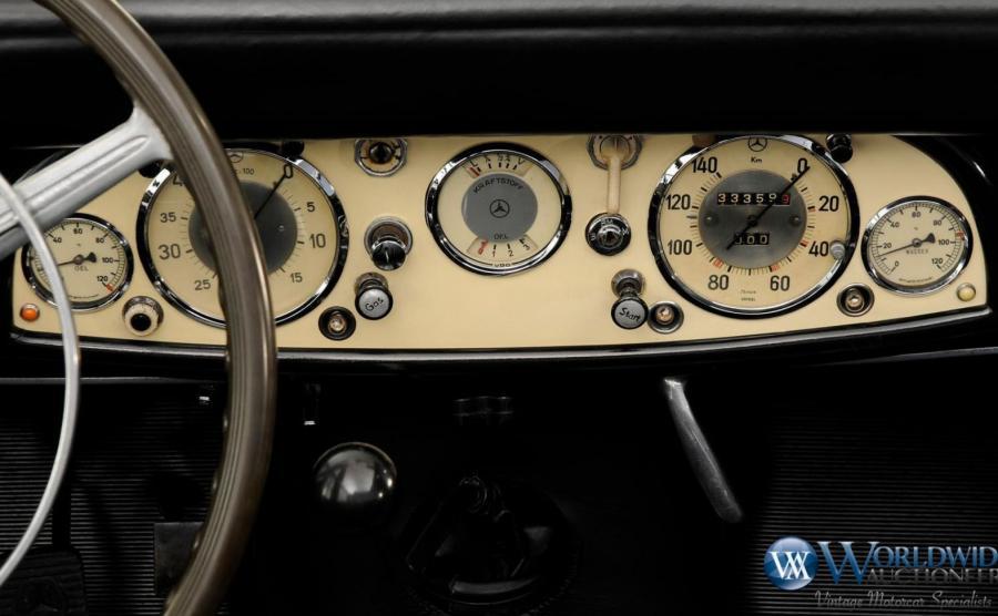 Mercedes 770K Grosser Offener Tourenwagen