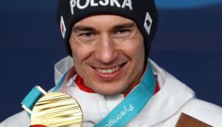 Kamil Stoch odebrał złoty medal