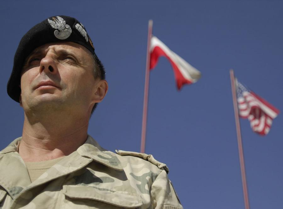 Generał Marek Tomaszycki przeniesiony do rezerwy