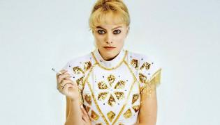 Margot Robbie jako Tonya Harding