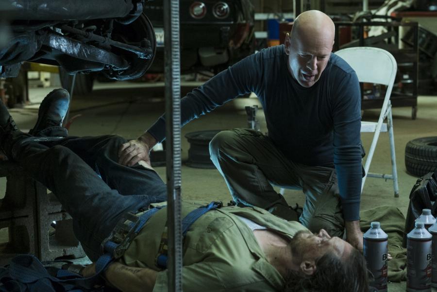 """Bruce Willis w filmie """"Życzenie śmierci"""""""
