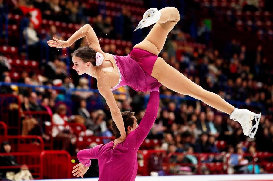 Anna Duskova i Martin Bidar