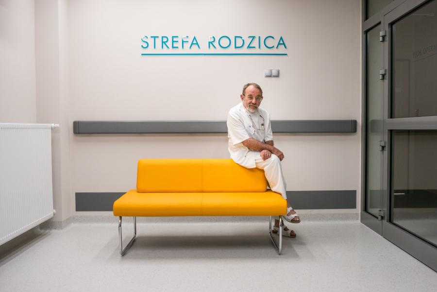 Dr Marcin Rawicz