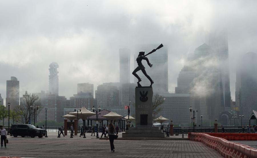 Pomnik Katyński