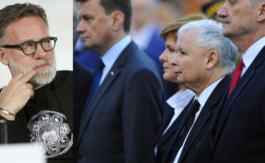 Andrzej Saramonowicz, Jarosław Kaczyński