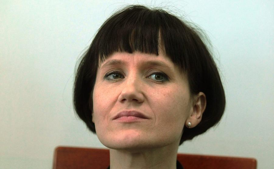 Dr Aleksandra Wesołowska
