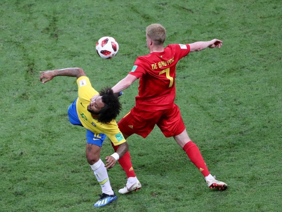 Brazylia - Belgia
