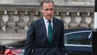 Mark Carney, naczelnik Banku Anglii