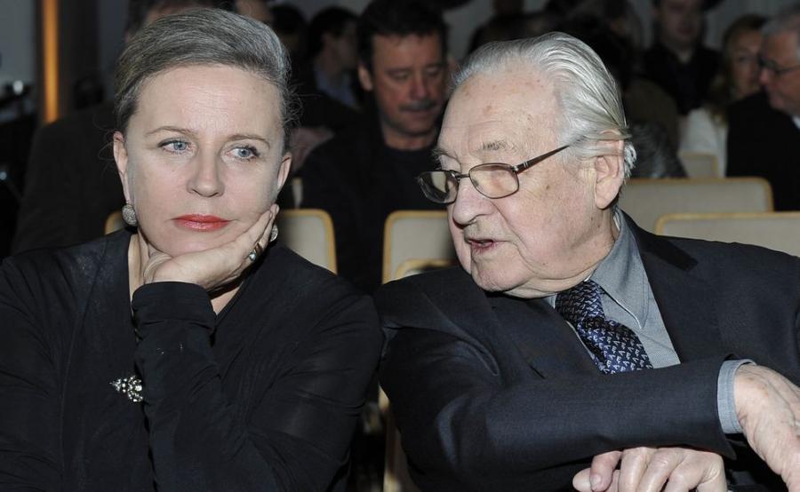 Krystyna Janda, Andrzej Wajda