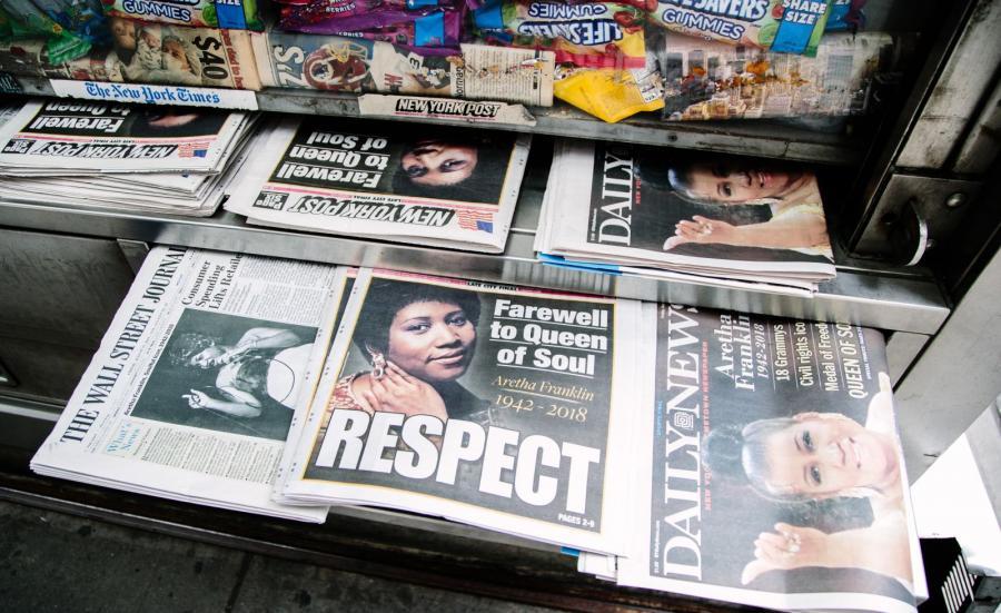 Amerykańska prasa