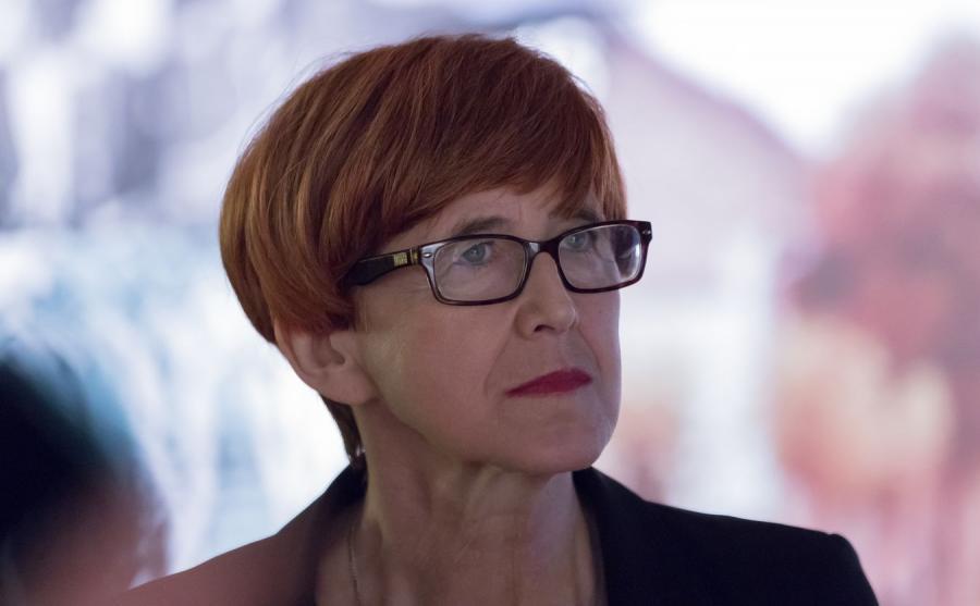 Elżbieta Rafalska, minister RPiPS
