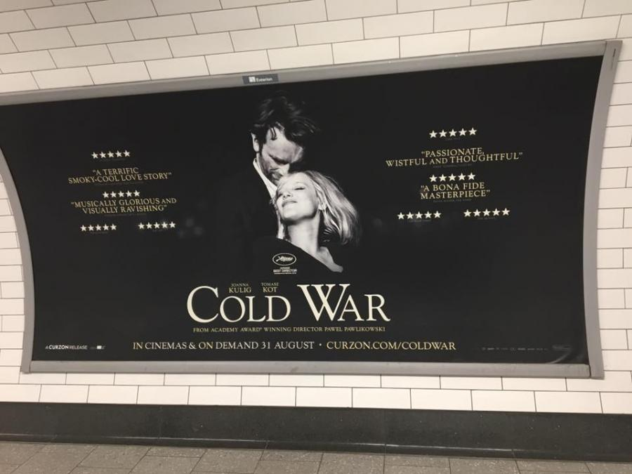 Wielkie billboardy promujące \