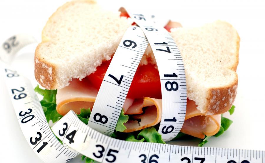 Dieta - kanapka