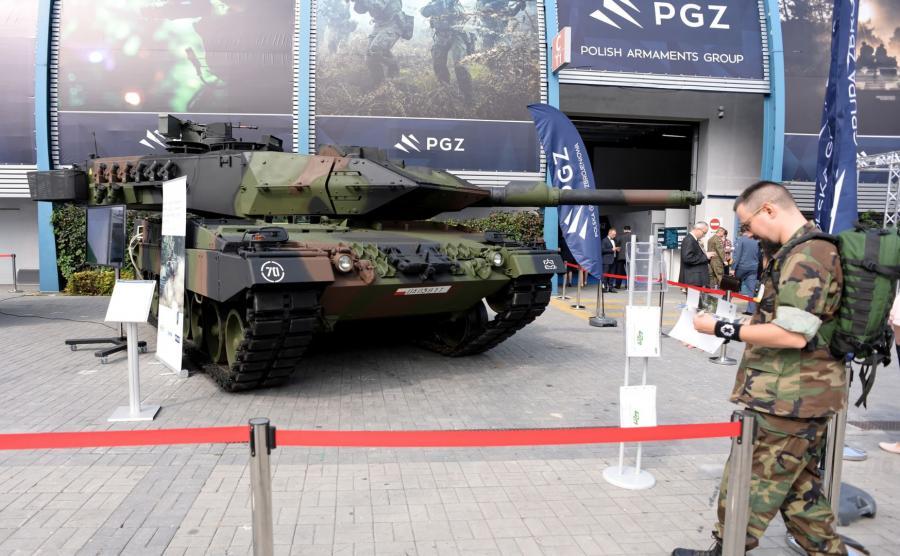 Czołg Leopard 2A5
