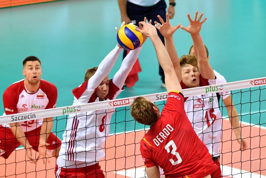 Damian Schluz (L) i Jakub Kochanowski (P)