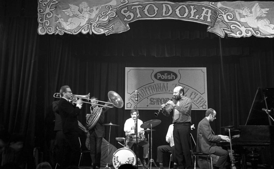 XI Międzynarodowy Festiwal Jazzowy Jazz Jamboree w roku 1968, jeszcze w Stodole