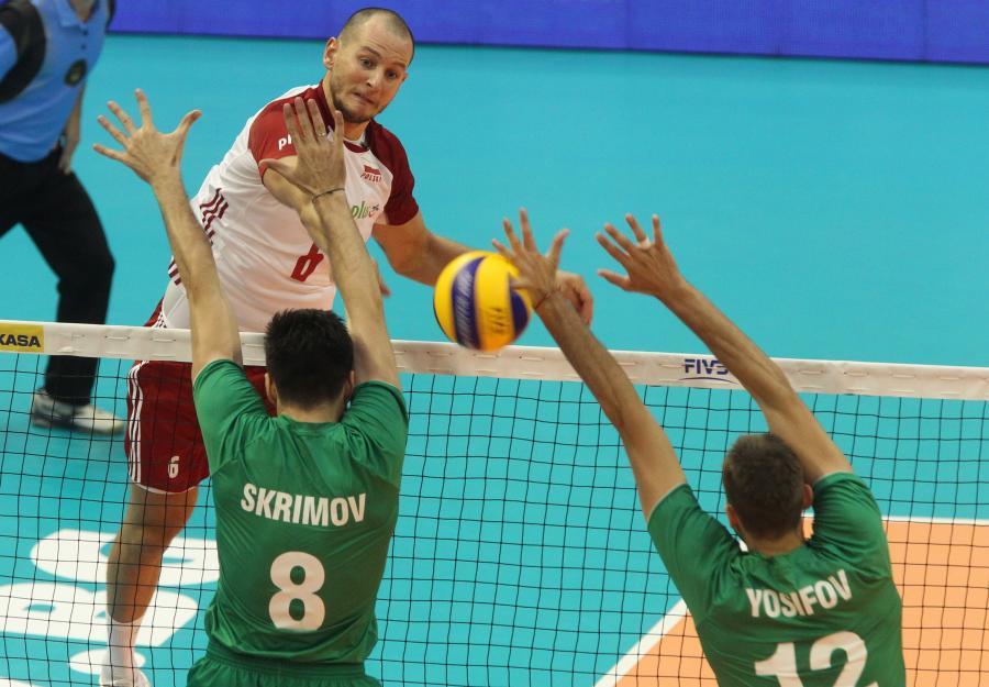 Todor Skrimov, Viktor Yosifov i Bartosz Kurek