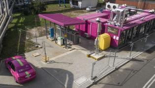 Pilotażowa instalacja przekształci CO2 w gaz ziemny