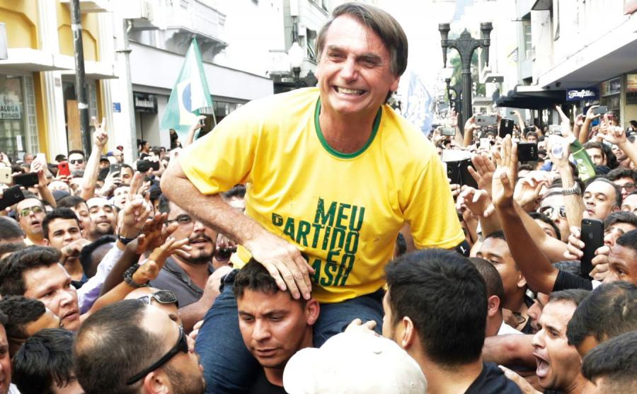 Jair Bolsonaro, Brazylia.