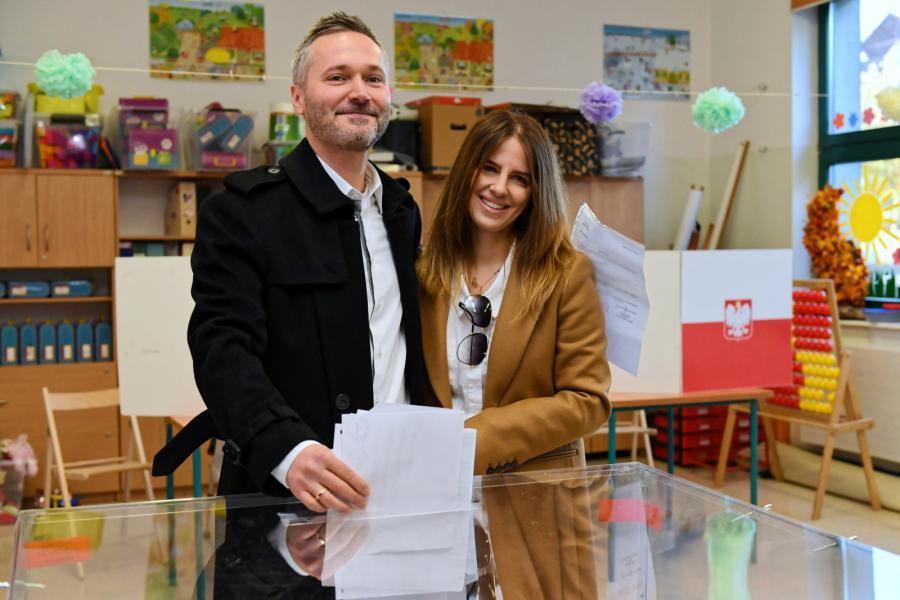 Wybory samorządowe 2018. Jarosław Wałęsa